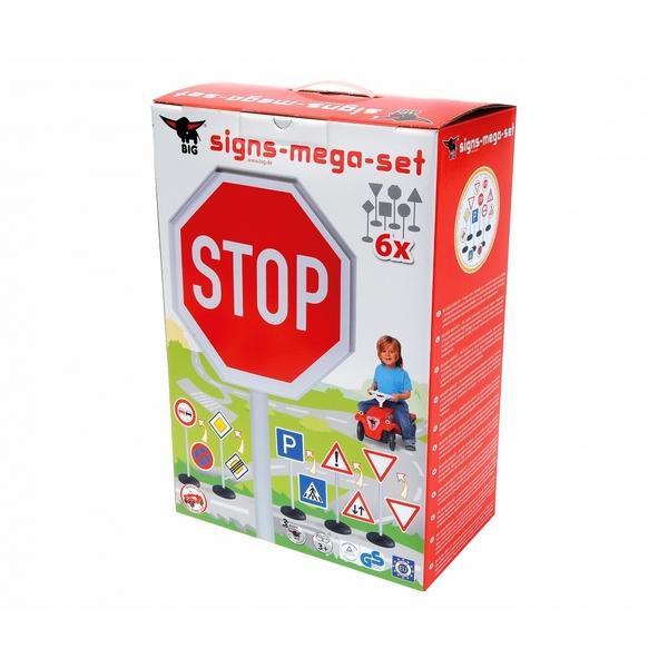 Smoby BIG-Signs-Mega-Set