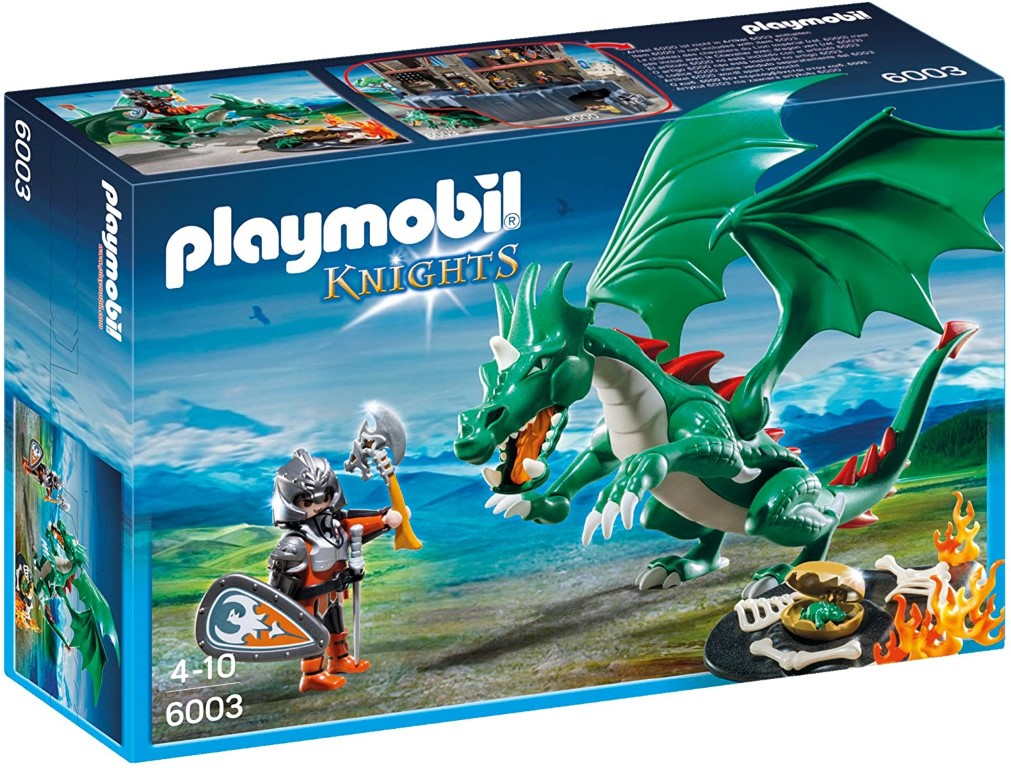 Playmobil Great Dragon - 6003