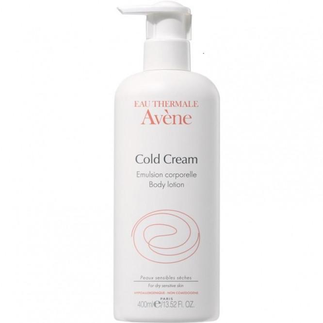 Avene Emulsion Cold Cream Corporelle 400ml