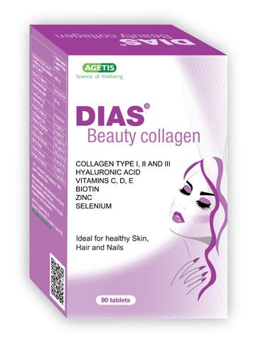 Dias Beauty Collagen - 90 tablets