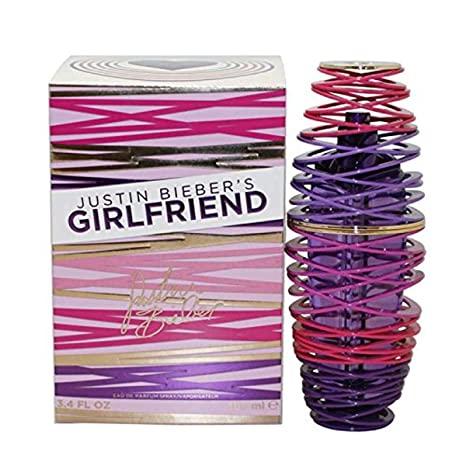 Justin Bieber Girlfriend SPRAY - 100ml