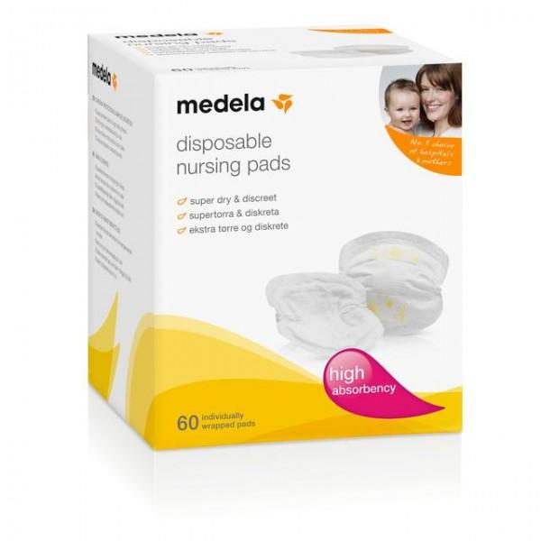 Medela Breast Pads - 30 pieces