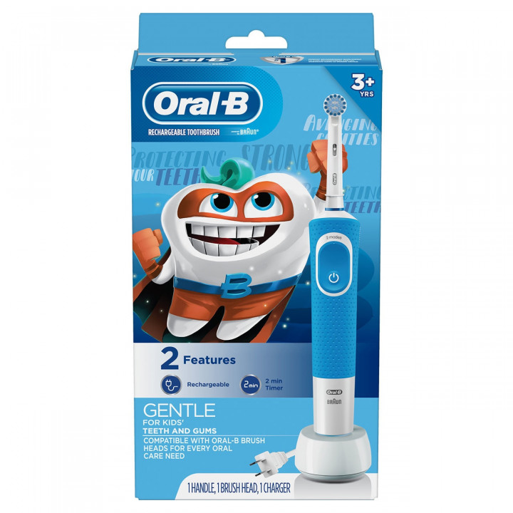 Oral-b Kids Rechargable Electric - Toothbrush