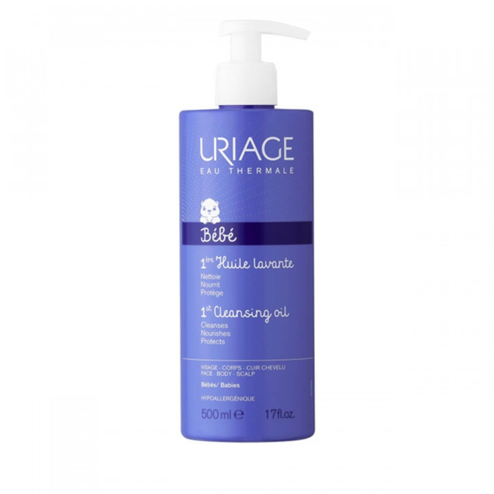 Uriage Bebe 1st Thermal Water Liquid - 500ml