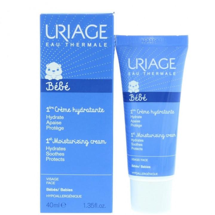 Uriage Bebe 1st Moisturizes CREAM - 40ml