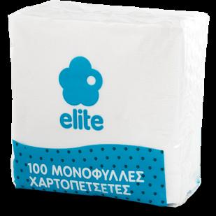 ELITE NAPKINS 100 PIECES