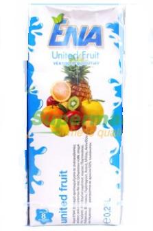 ENA UNITED FRUIT 250ML