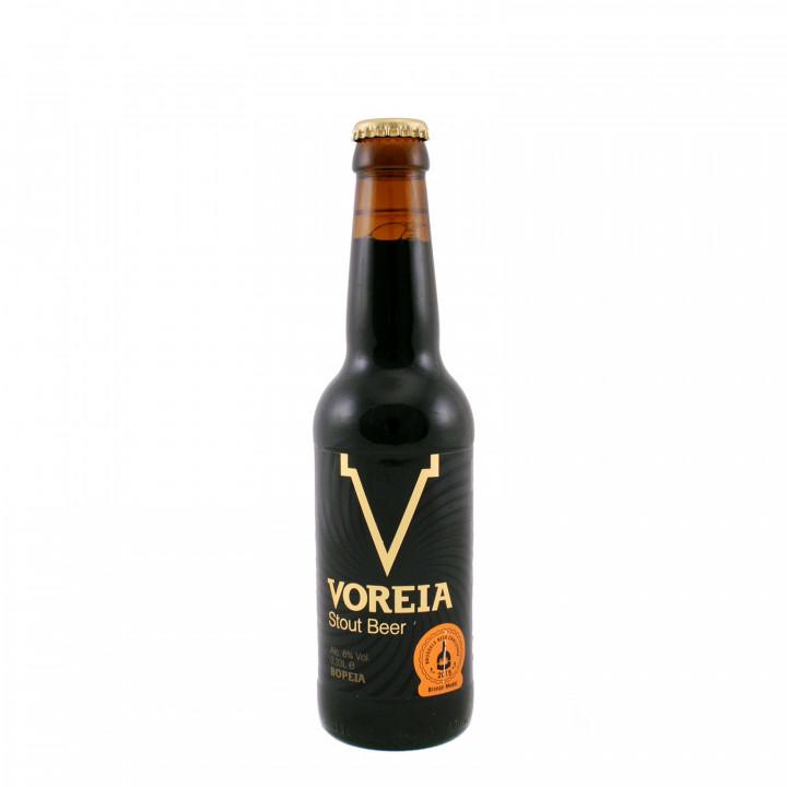 VOREIA STOUT BEER 330ml