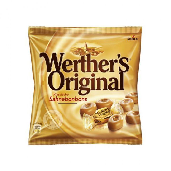 WERTHER'S ORIGINAL CLASSIC CREAM TOFFEE 120G