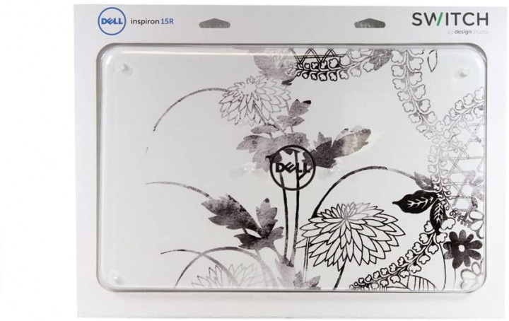 dell inspiron cover - lovers in morning