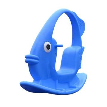 Rocking Toy - Blue Fish
