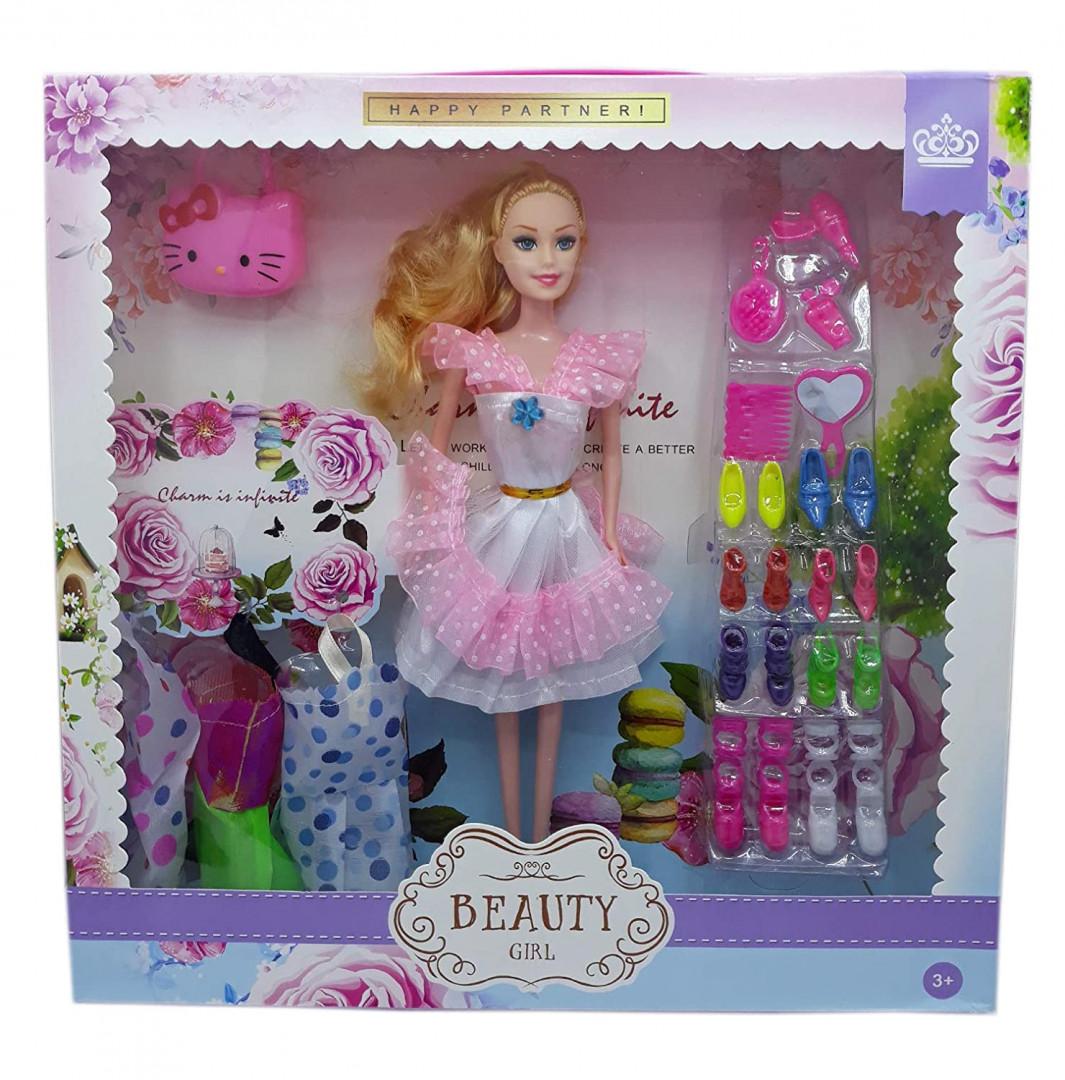 BEAUTY GIRL - Doll