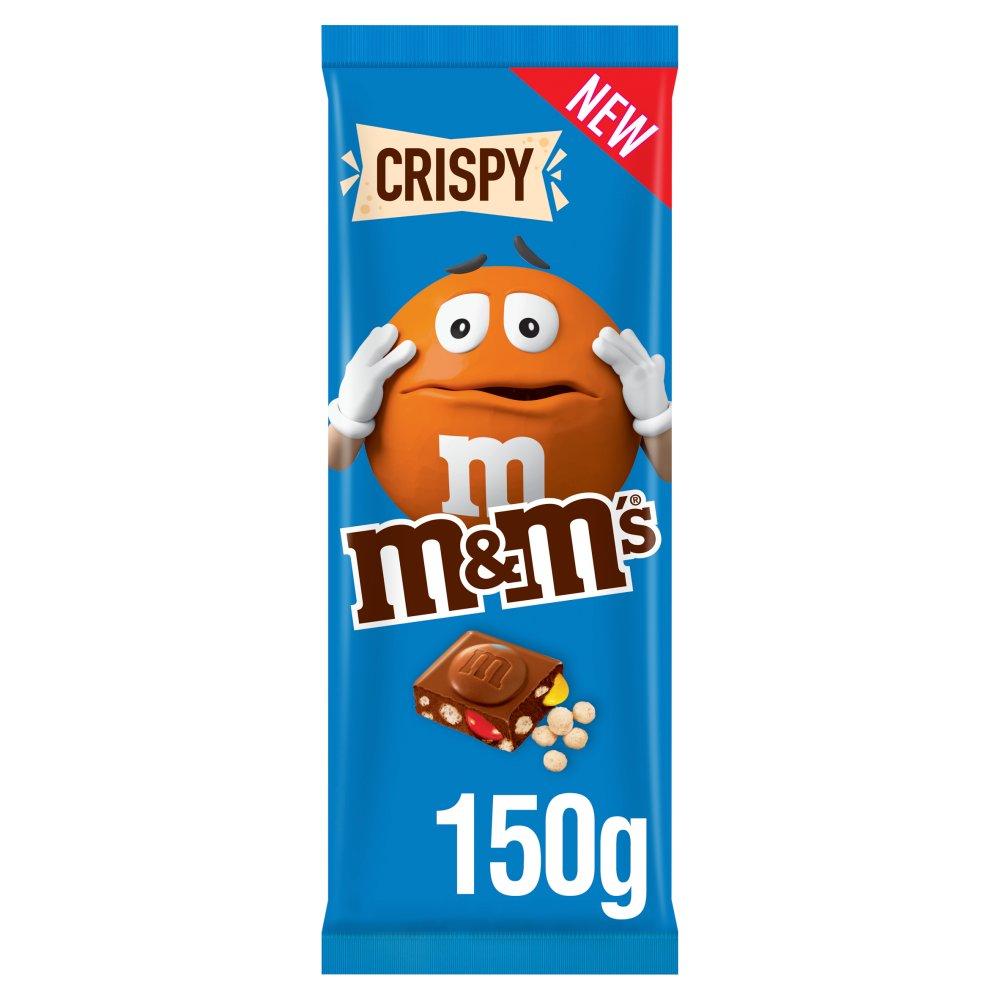 M&M'S CRISPY  BAR 150G