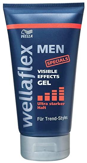 WELLA WELLAFLEX MEN VISIBLE EFFECTS GEL 150ML