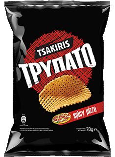 TSAKIRIS TRYPATO PIZZA 70G
