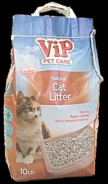 VIP PET CAT LITTER 10L