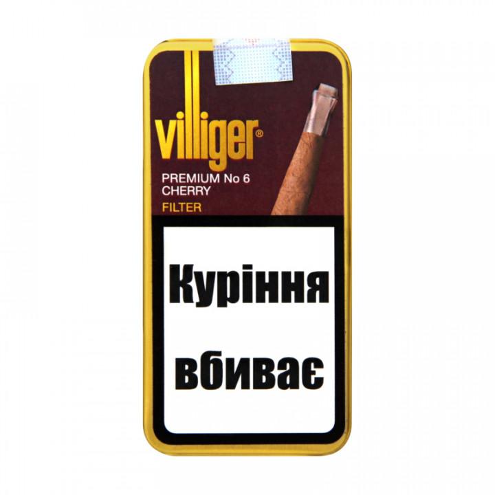 VILLIGER PREMIUM NO.6 CHERRY