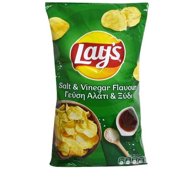 Lays Salt& Vinegar 180g