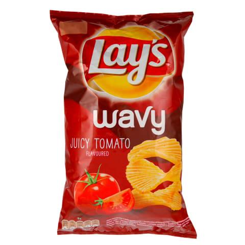 Lays Wavy Tomato Ketchup 47g