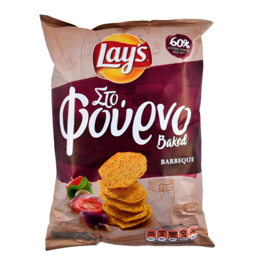 Lays Baked Barbeque 125g