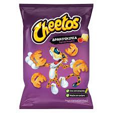 Cheetos Dracoulinia 90g