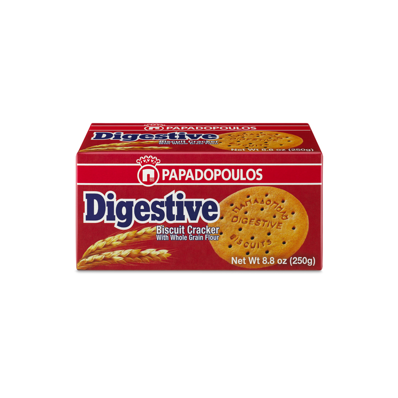 Digestive Classic With Wholegrain Flour 250g
