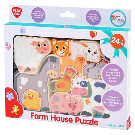 FARM HOUSE PUZZLE