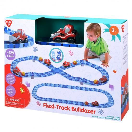 FLEXI-TRACK BULLDOZER