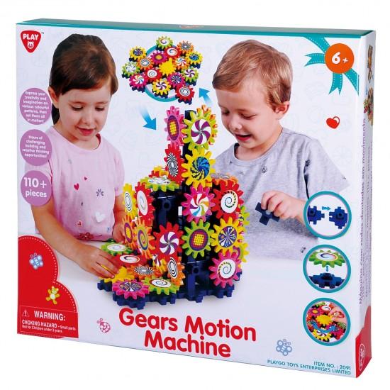 GEARS MOTION MACHINE