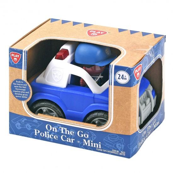 ON THE GO POLICE CAR - MINI