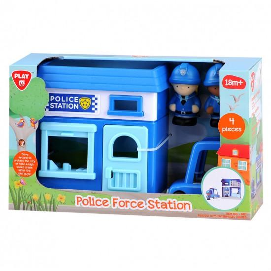 POLICE FORCE STATION
