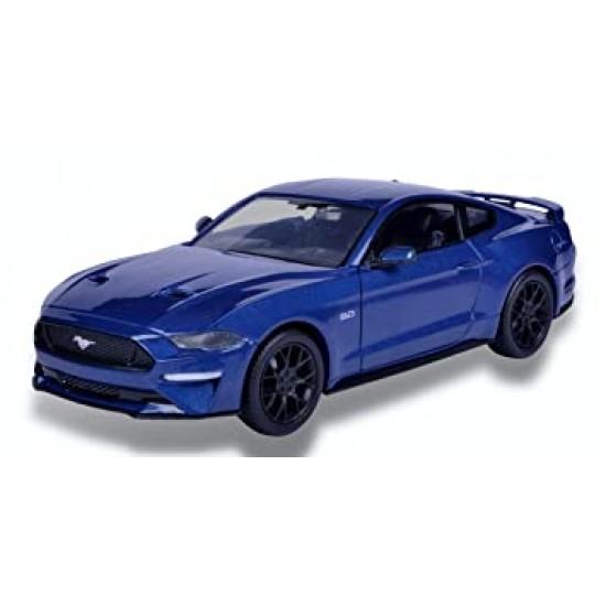 1:24 FORD MUSTANG GT - LIGHTNING BLUE