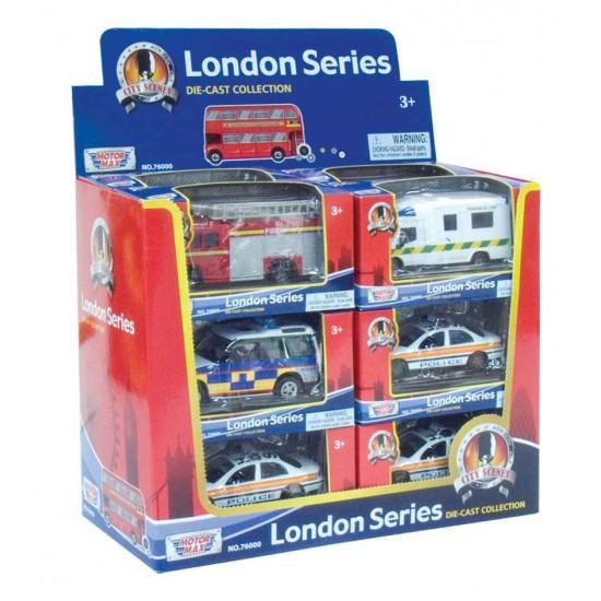 LONDON VEHICLES