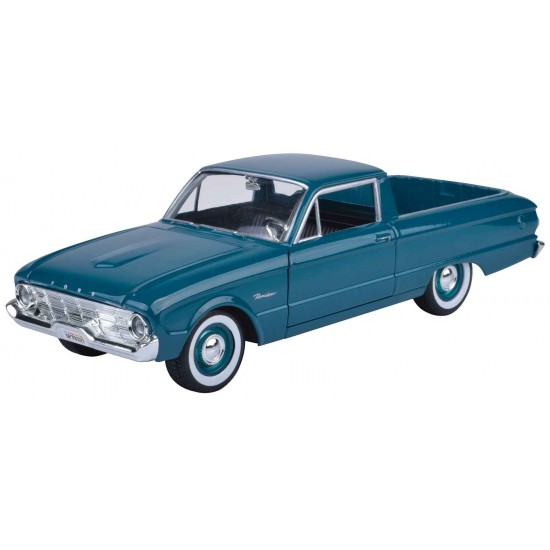 1:24 1960 FORD RANCHERO - Turquoise