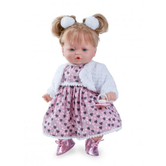 NINES PINK Doll - Blonde