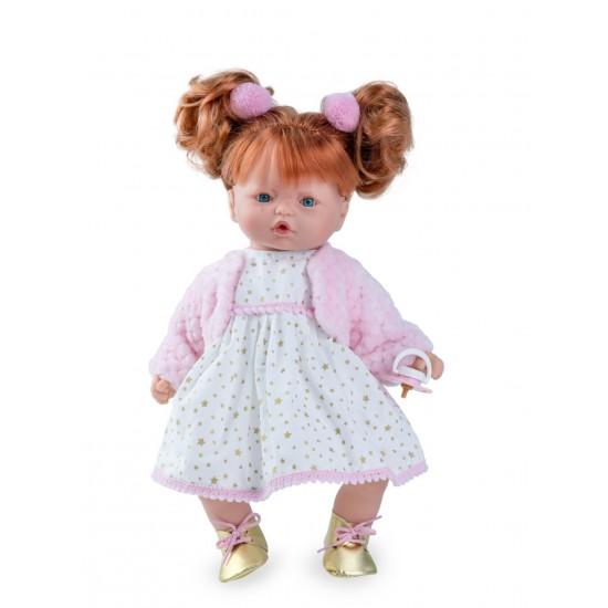 NINES PINK Doll - Ginger