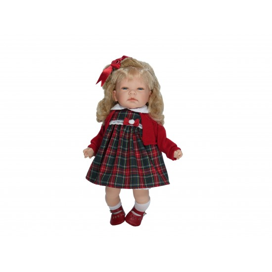 CELIA Doll - Long Blonde Hair