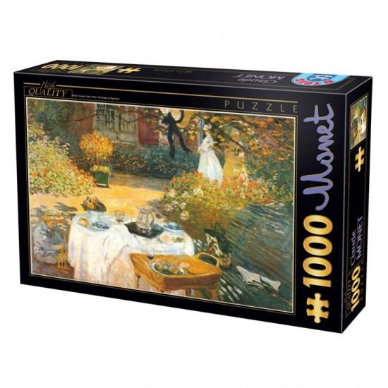 PUZZLE 1000 CLAUDE MONET