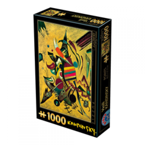 PUZZLE 1000 WASSILY KANDINSKY