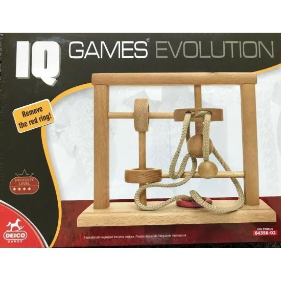IQ GAMES EVOLUTION