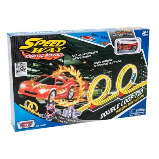 SPEED WAY KINETIC POWER DOUBLE LOOP 720