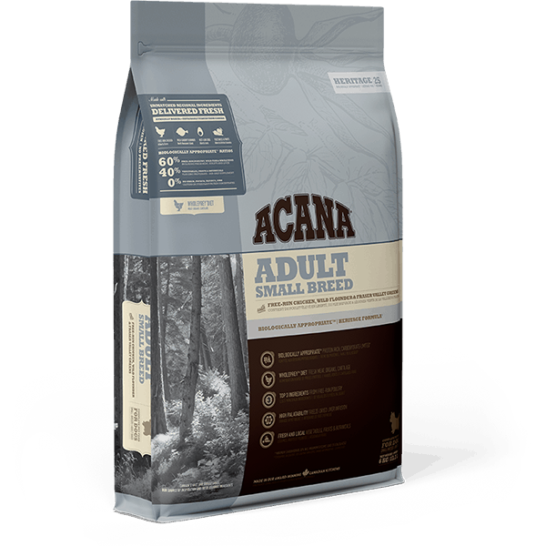 ACANA ADULT SMALL BREED 340GR