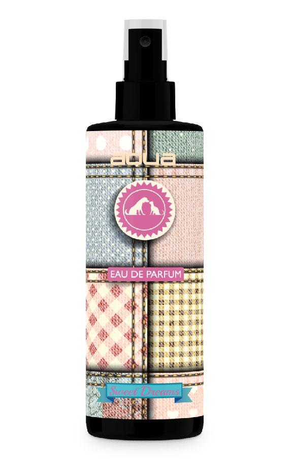 AQUA Eau de Parfume  - Sweet Dreams- 100ml - Eco - No Alcohol