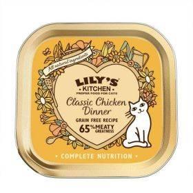 LILY'S KITCHEN - CLASSIC CHICKEN DINNER 85GR