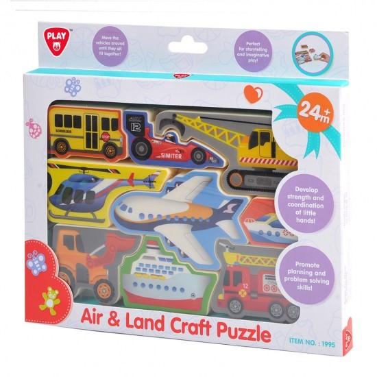 AIR & LAND CRAFT PUZZLE