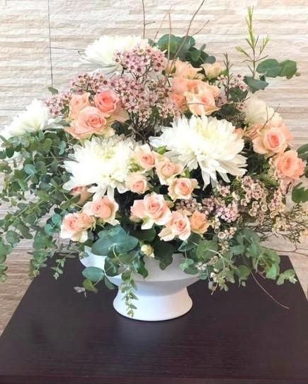 Stylish Vase Arrangement