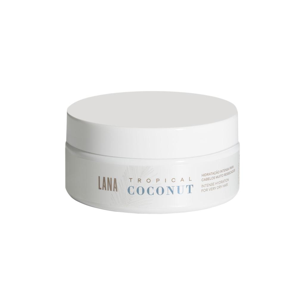 Lana tropical coconut mask 200gr