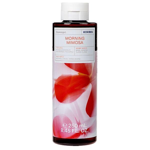 KORRES MORNING MIMOSA shower gel 250ml