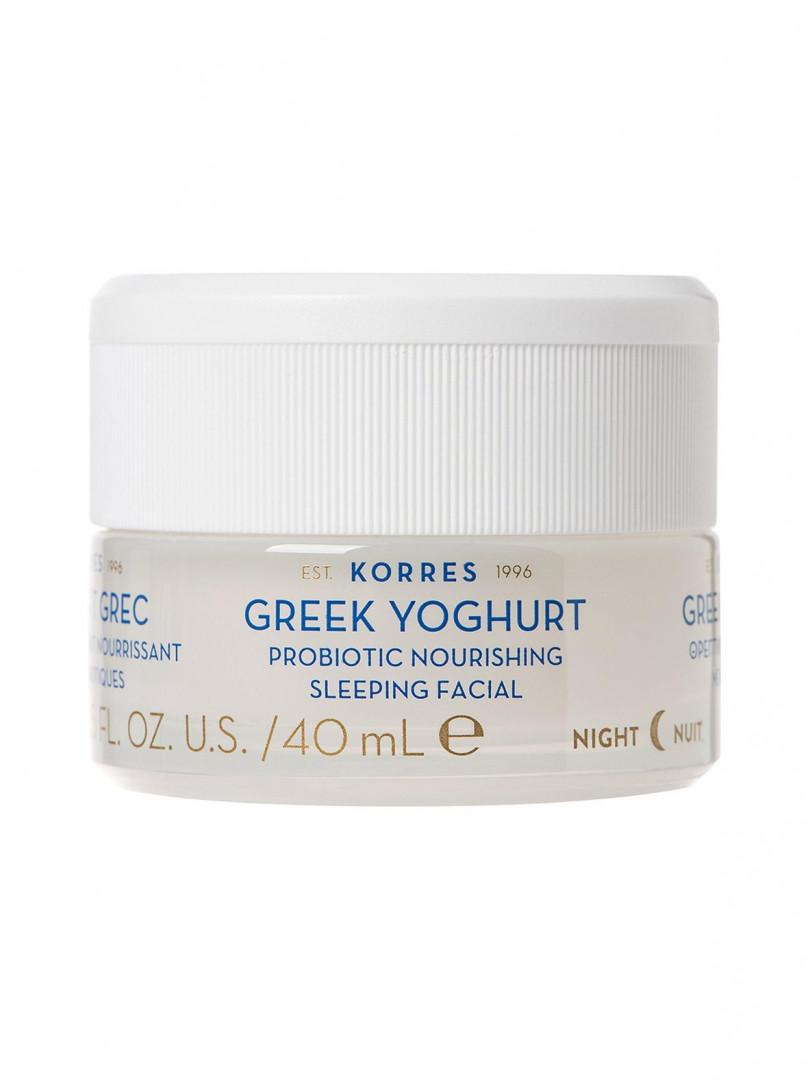 KORRES GREEK YOGHURT NIGHT 40ml