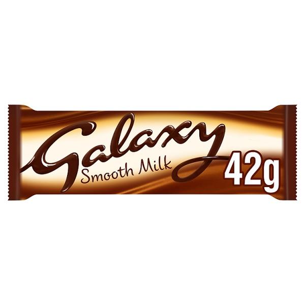 Galaxy Smooth Milk 42g
